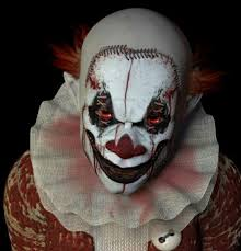 Scary Clown Halloween Costumes 25 Scary Clown Makeup Ideas Scary Clown