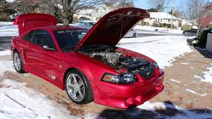 mustang supercharged for sale sold 2001 ford mustang saleen s281 477 supercharged for sale low