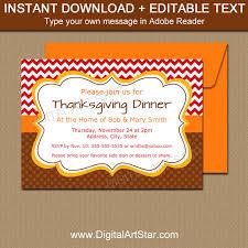 thanksgiving invitation template thanksgiving birthday