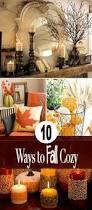 Fall Vase Ideas Inviting Autumn Table Settings Pinecone Flower And Thanksgiving