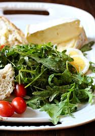 Light Summer Dinners Arugula Salad With Truffle Vinaigrette Cooking On The Ranch