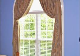 Half Window Curtains Half Window Curtain Rods Beautiful Curtain Rods For Octagon