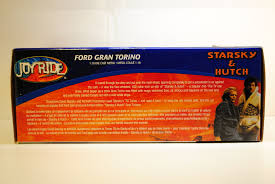 Hutch Transmission 1976 Ford Gran Torino U201cstarsky U0026 Hutch U201d U2013 1 18 Ertl Model Car