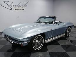 1966 corvette specs 1966 chevrolet corvette classics for sale classics on autotrader