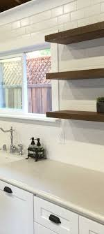 floating kitchen shelves with lights floating stainless steel kitchen shelves shelves ideas awesome