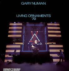 gary numan living ornaments 79 canadian 2 lp vinyl record set