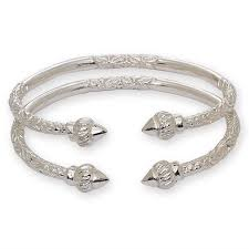silver bangles to complement your style styleskier com