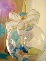 sea glass and sand ornament picture of water st