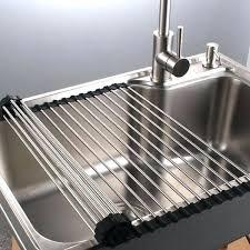 kitchen sink drainer kitchen sink with dish drainer kitchen sink dish drainer drying rack