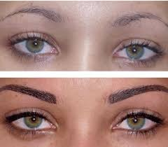 eyeliner tattoo images permanent makeup with permanent eyeliner and eyebrows great work