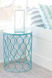 small metal outdoor end tables small outdoor end table musho me