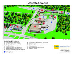 Virginia Tech Campus Map by Chattahoochee Technical College A Unit Of The Technical College