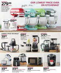 kitchenaid stand mixer black friday deals black friday 2016 belk ad scans buyvia