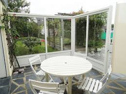 Coupe Vent Terrasse Retractable by Pare Vents Line Services