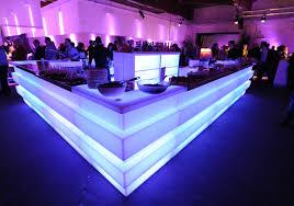 bar theke kaufen leuchttheke tetris bar loungekonzept