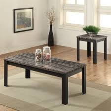 brown coffee table set coffee table sets hayneedle