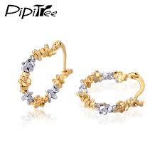 design of earing aliexpress buy chic 2017 new design gold color