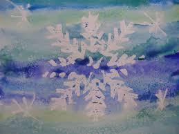 artventurous snowflake resists