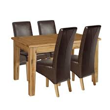 furniture astounding dining room decoration with rubberwood