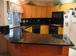 Kitchen Design Black Granite Countertops - kitchen design inspiring granite kitchen countertops ideas the