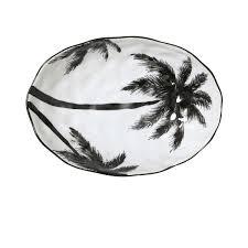 palmier du chili motif palmiers