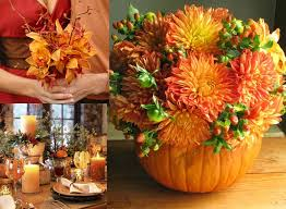 Diy Flower Centerpiece Ideas by Fall Flower Arrangements For Your Diy Wedding Budget Friendly