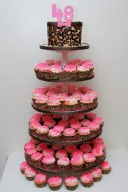 square cupcakes square leopard print cake cupcakes cake in cup ny