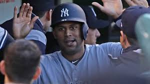 how will the yankees handle their outfield logjam mlb sporting news