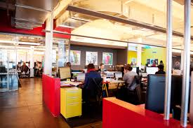 5 new york startups that prove all the cool offices aren u0027t in san
