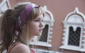 headband ponytail women model hair women outdoors portrait
