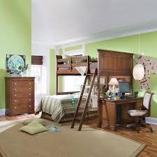 bedroom interior bedroom furniture khaki solid wood loft bunk