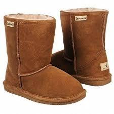 bearpaw womens boots size 11 bearpaw mid 10 inch sheepskin boots 610w free shipping