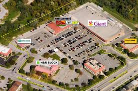 baltimore md wilkens beltway plaza retail space kimco realty