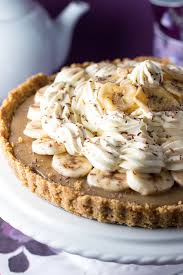 this recipe for no bake banoffee pie from erren u0027s kitchen makes a
