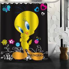 baby tweety bird shower curtain christmas decorations for home