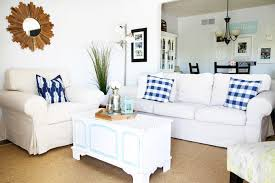 How To Decorate Our Home How To Decorate With White When You Have Kids Just A Girl And
