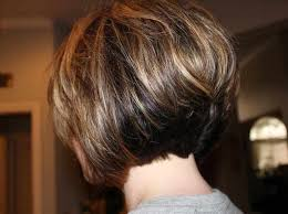 photos of the back of short angled bob haircuts angled bob hairstyles short widescreen best hairstyles of mobile