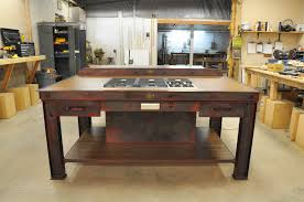 kitchen work islands kitchen stupendous industrial kitchen island table with rustic
