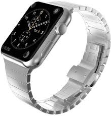 stainless steel bracelet links images How to get the apple watch link bracelet look for less imore jpg