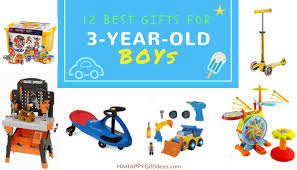 best gifts for a 3 year boy educational hahappy gift ideas