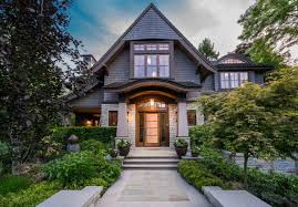 Craftsman Style Architecture by Elegant Craftsman Style House In The Heart Of Vancouver U0027s
