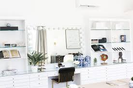 mr kate glam life guru u0027s epic beauty studio makeover