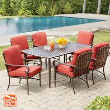 Patio Table Decor Chic Patio Furniture Dining Table Outdoor Dining Table Sets
