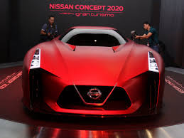 red nissan car these are the craziest cars from the tokyo motor show business