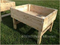 diy raised bed planter raised beds cedar posts and planters