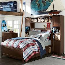 Pottery Barn Teen Bookcase Storage Bed Bookcase Tower Set Thesecretconsul Com