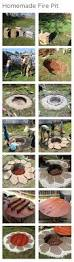 how to make a backyard fire pit a do it yourself step by step guide to building your own homemade