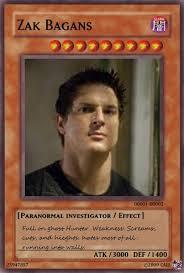Meme Trading Cards - zak bagans trading card ga by earthrocker48 on deviantart