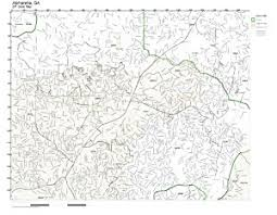 ga zip code map amazon com zip code wall map of alpharetta ga zip code map not
