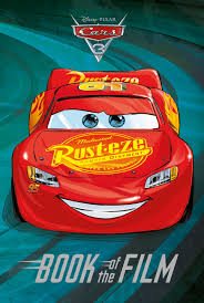disney pixar cars 3 book film parragon books